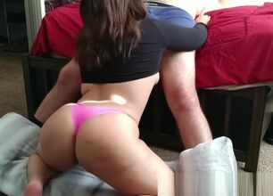 Pink thong pictures