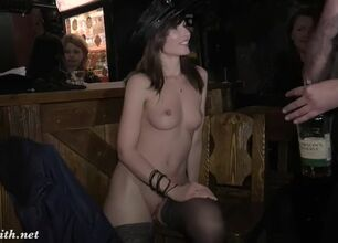 Girls party naked